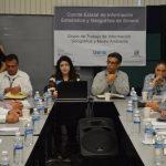 Instalación y operación del grupo de trabajo CEIEG de Sonora