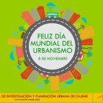 Feliz Día Mundial del Urbanismo